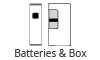 Batteries & Box